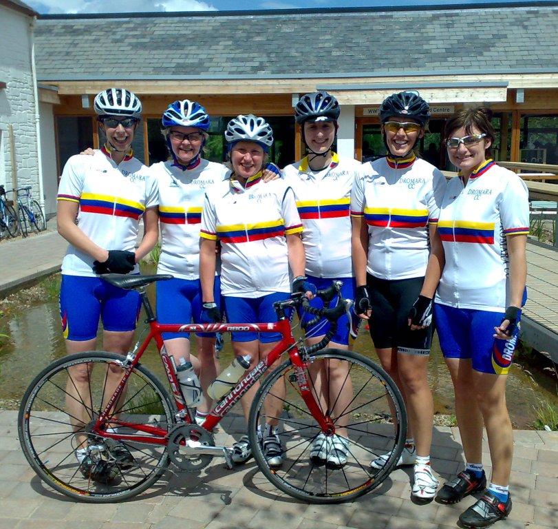 Dromara Cycling Club - Photo Album - 2009