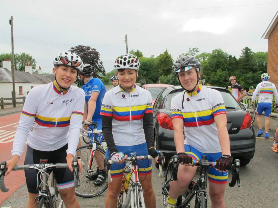 Gibson takes win at the Annahilt Road Race   Dromara CC