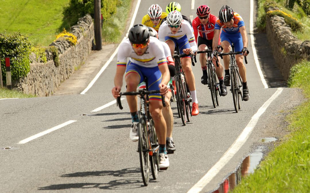 Mullan and Armstrong Produce at West Down GP