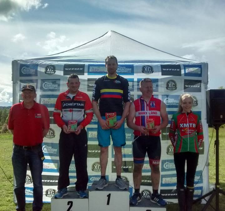 Davy Broome takes S3 Win at Lady Dixon