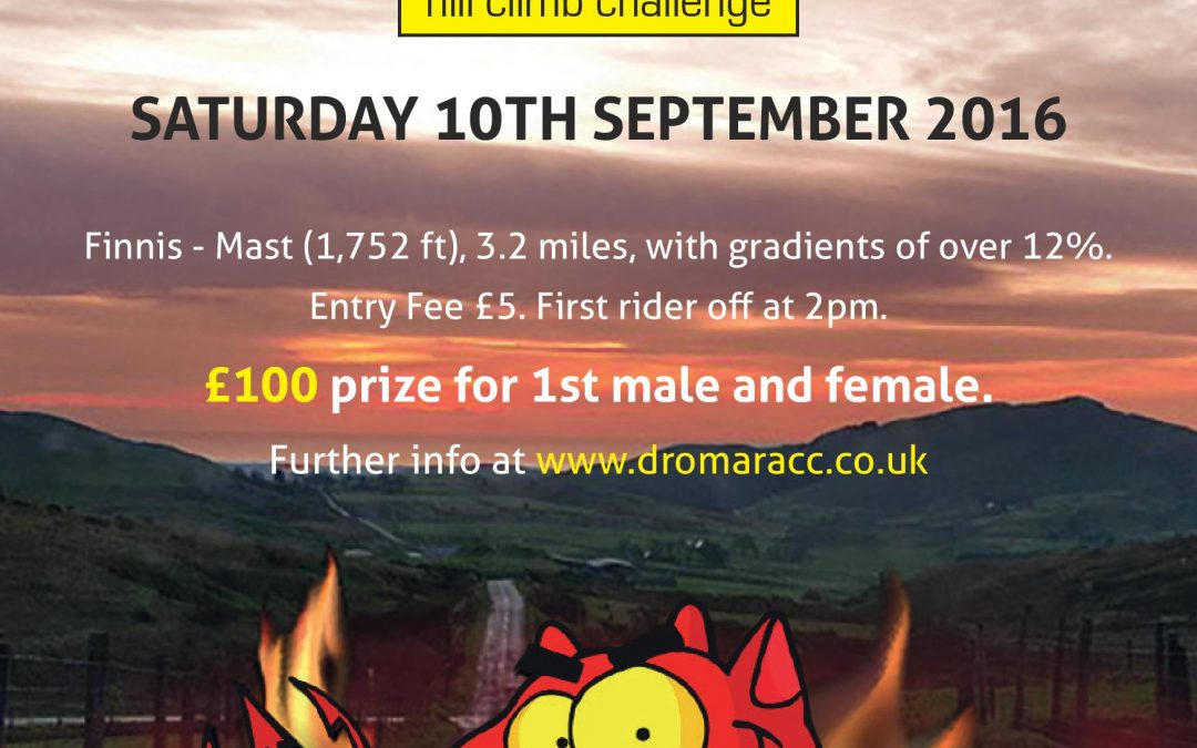 Slieve Croob Hill Climb Challenge