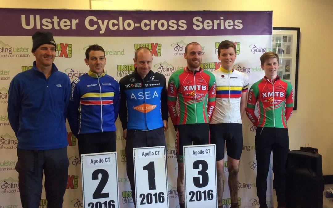 Dromara CC riders shine over the weekend #CrossisBack