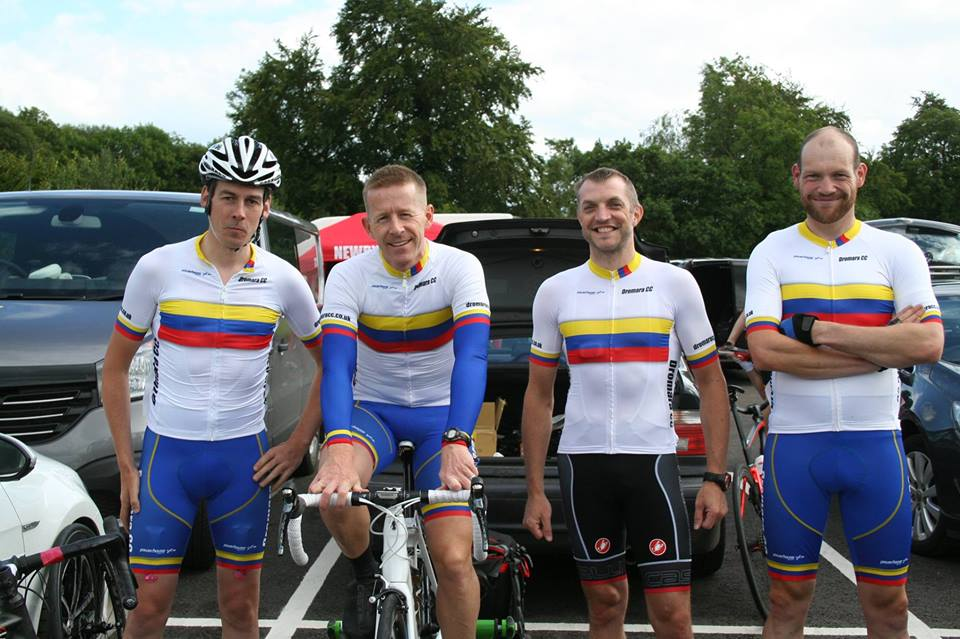 Tour of Omagh 3 day – How did team DCC survive?