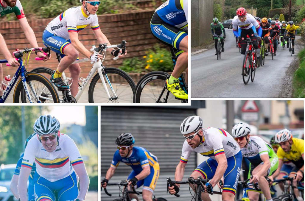 McCann, Armstrong, Kellett & Ward head to Omagh 3 day